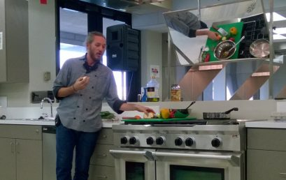 A 'Top Chef' visits UDC. Can we get him to stay?