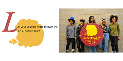 #Hearmelead Women's Leadership Program News Feature