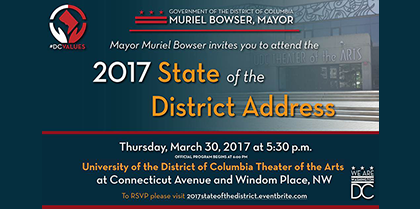 2017 State of the District Address